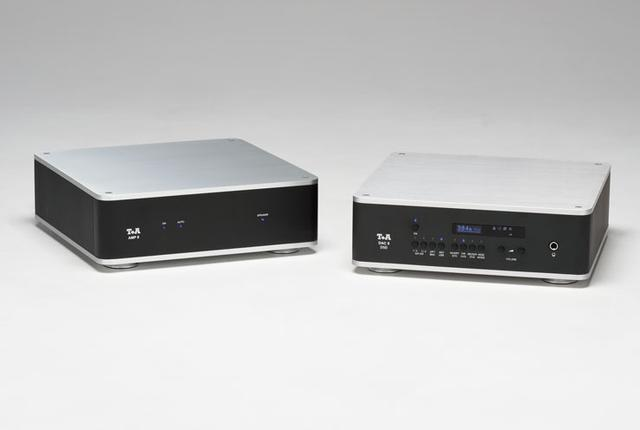 画像: T+A AMP 8/DAC 8 DSDレビュー:小型&最先端対応コンビ。音像の彫りが深く凝縮感に満ちた音