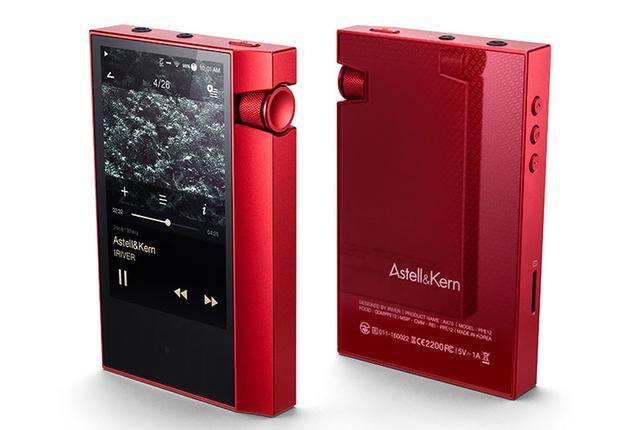 画像: アステル&ケルン、人気DAPのレッド版「AK 70 Oriental Red」500台限定で4/29に発売