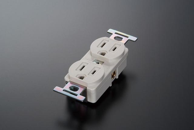画像: AET、壁コンセント「EVO-281」発売貴金属コーティングでオーディオ用に最適化