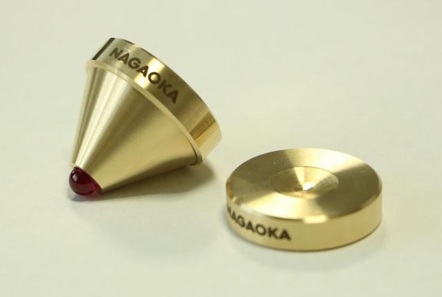 画像: ナガオカ、世界初のルビー球と金属を組み合わせたインシュレーター「INS」シリーズ2モデルを発売