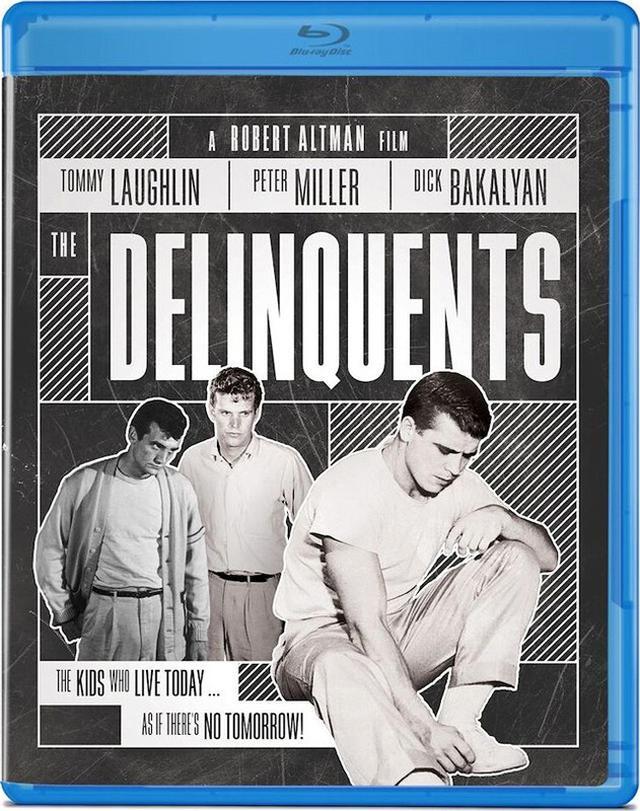画像: 映画番長の銀幕旅行 1/16公開名匠アルトマン、幻の監督デビュー作『ザ・デリンクエンツ』