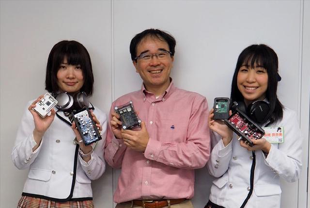 画像: 4/29~30開催のヘッドフォン祭にIoT女子の3名が降臨! デジファイの付録をレクチャー!?