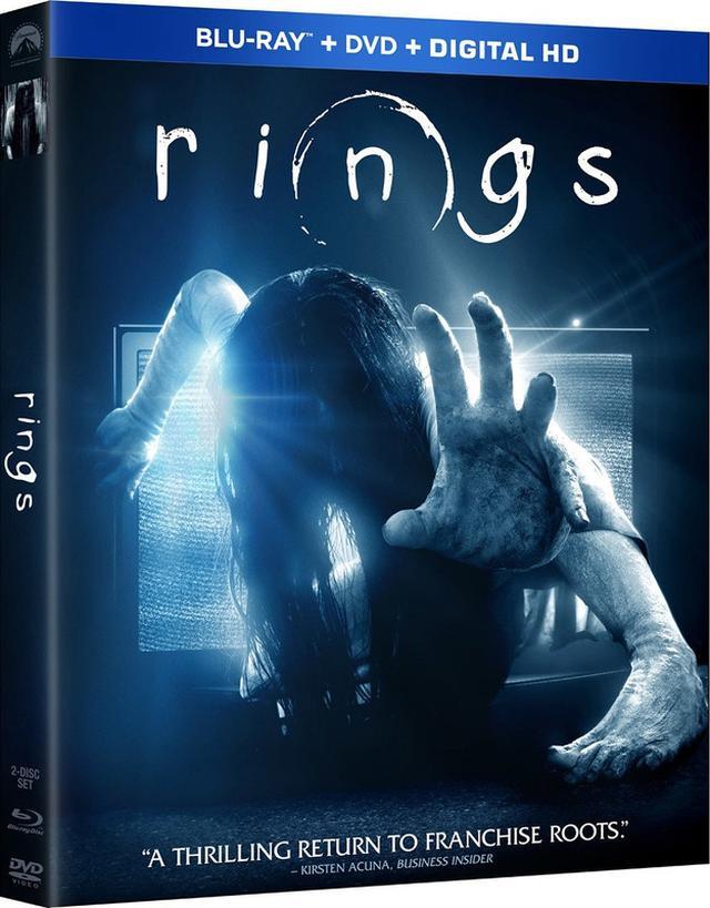 画像: 映画番長の銀幕旅行 4/6公開ハリウッド版「ザ・リング」シリーズ最新作 『リングス』(BD)