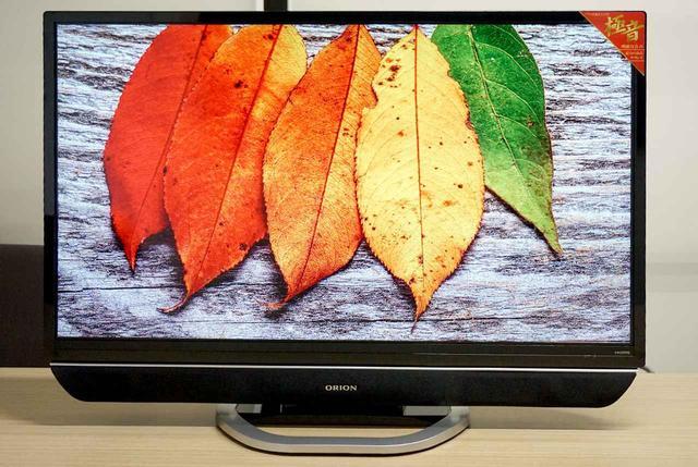 画像: 写真は32型液晶テレビ「RN-32SH10」。下部にSOZOデザインとの協業で生まれたスピーカーボックスが備わる。なお、24型の「RN-24SH10」もある www.orion-electric.co.jp