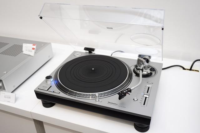 画像: テクニクス、レコードプレーヤーSL-1200GRを14万8千円で発売。プリメインとスピーカーも5月登場