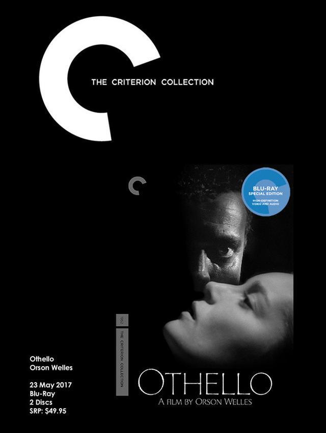 画像: 映画番長の銀幕旅行 2/19公開クライテリオンからのお知らせ《3》『オーソン・ウェルズのオセロ』