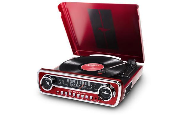画像: inMusic Japan、マスタングのインパネを再現したプレーヤー「Mustang LP RD」、6/6より発売