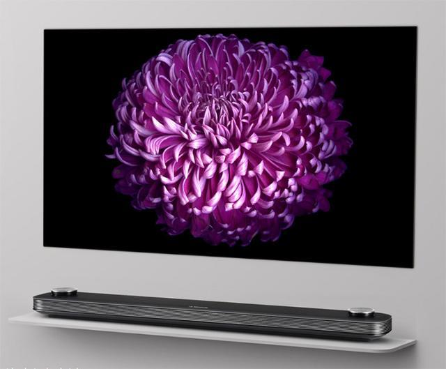 画像: LGが2017年モデルの有機ELテレビ5シリーズを海外発表薄さ2.57mmで壁ピタ設置も可能