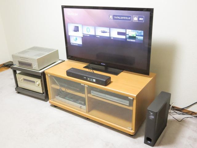 画像: ナベさんのマストバイ<20>ソニーのサウンドバー「HT-MT500」ワイヤレスで便利になるテレビ生活