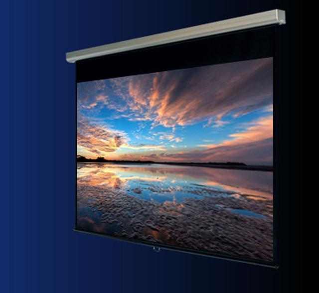 画像: イーストンから8Kに対応した透過型スクリーン「E8K」が登場。230インチまで対応