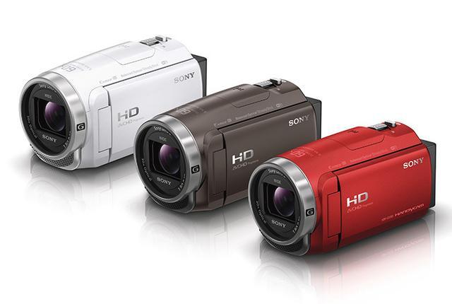 画像: ソニーのフルHDハンディカム空間光学手ブレ補正と高速AF採用のHDR-PJ680/CX680が登場