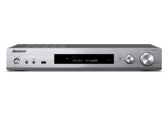 画像: パイオニア VSX-S520レビュー:成熟味のある音が楽しめる、高さ70mmの極薄AVセンター