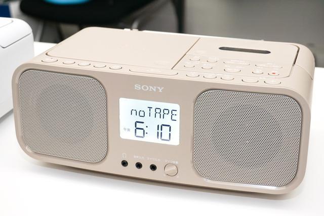 画像: カセットテープ、ブーム再来か!?ソニー、CDラジカセ「CFD-S401」13,000円でカラバリは3色