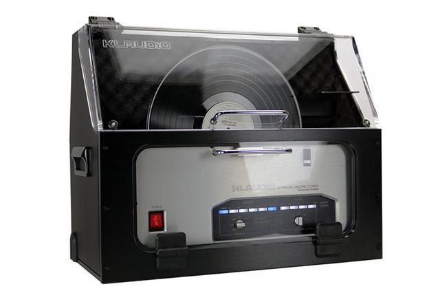 画像: クラウディオの超音波と水を使うレコードクリーナーCLN-LP200S外付けタンク対応でメンテ性向上