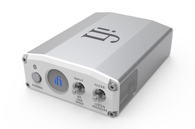 画像: iFI Audio、Bluetooth受信対応USB DAC「nano iOne」の発売を4月29日に決定