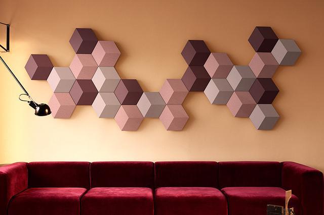 画像: バング&オルフセン、組合せ自由な壁かけ式ワイヤレスオーディオ「BeoSound Shape」を発表
