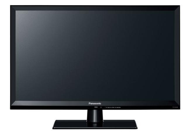 画像: パナソニック、8/25よりパーソナル向けの小型液晶テレビ「TH-24E300」、「TH-19E300」発売