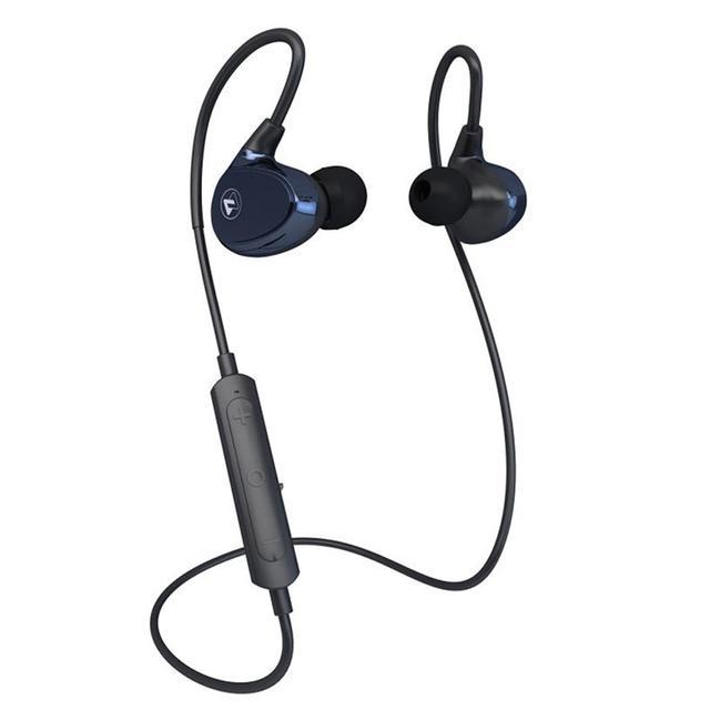 画像: Fischer Audio、1万円のBTイヤホンOmega Infinity防水仕様でスポーツにピッタリ