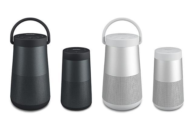 画像: BOSE、360度に音が広がる無指向性Bluetoothスピーカー「SoundLink Revolve」を発表
