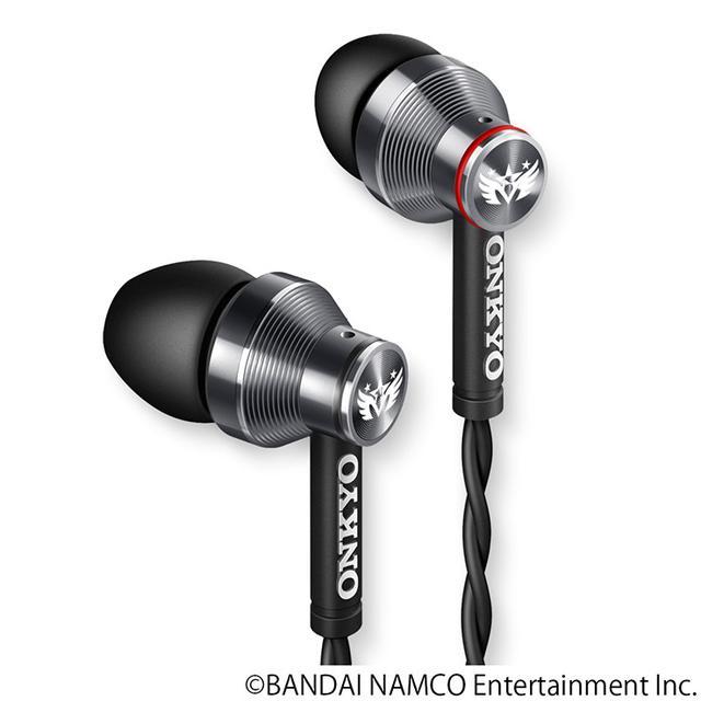 画像: アイマス SideMとコラボしたオンキヨーのイヤホンE300Mが予約限定発売。2/11受付開始