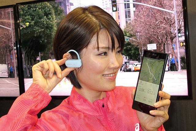 画像: ソニー、フィットネス対応音楽プレーヤー「Smart B-Trainer」に筋トレメニューを追加