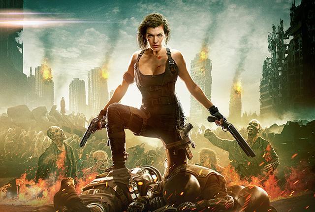 画像: 映画の交叉点:第30回『バイオハザード:ザ・ファイナル』ゲーム映画に革命を起こしたシリーズ