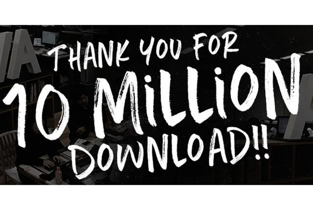 画像: ストリーミング音楽配信サービスAWA、アプリのダウンロード数が1,000万を突破