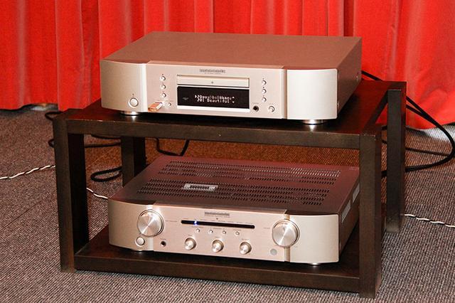 画像: SSO新製品レビューマランツのCDプレーヤー/アンプ「CD6006」「PM6006」