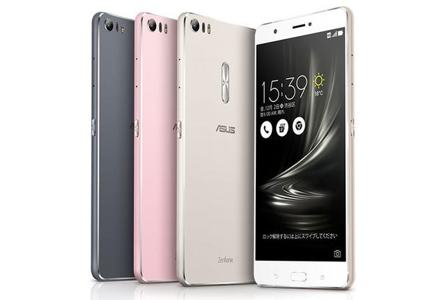 画像: ASUS、6.8型の大画面液晶搭載ハイレゾ対応SIMフリースマホ「ZenFone 3 Ultra」を12/9発売