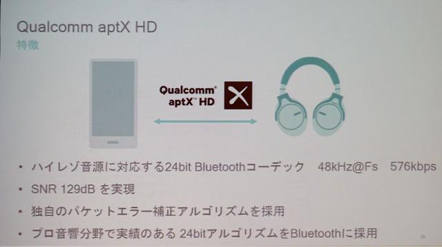 画像: クアルコム「DDFA」&「aptX HD」ソリューション説明会開催各社が採用する高音質のワケとは