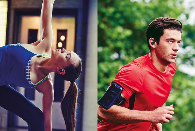 画像: 左右分離型のBluetoothイヤホンJabra「Jabra Elite Sport」心拍計を内蔵し運動効果を計れる