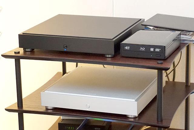 画像: 音のサロン&カンファレンス:アイ・オー・データ機器の《フィダータ》では最新モデル登場