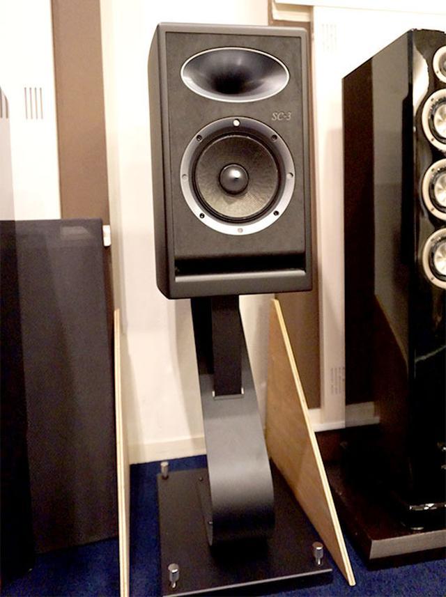 画像: 音のサロン&カンファレンス:オンキヨー&パイオニアは、新スピーカー「SC-3」ほかを展示