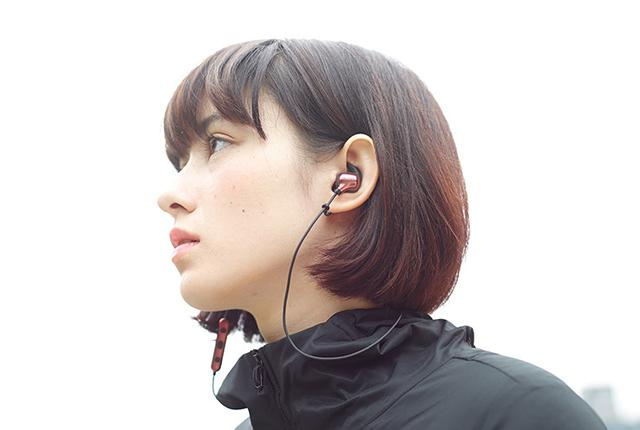 """画像: """"ミニマルで低価格""""を掲げた新ブランド「ヌアール」誕生。¥3,980のハイレゾイヤホンほか3製品"""