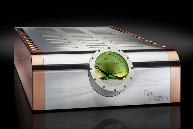画像: ダン・ダゴスティーノからモノーラルパワーアンプ第2弾「MOMENTUM M400」誕生