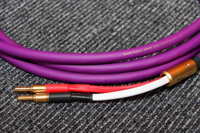 画像: SSO新製品レビューコロイド液を用いたナノテックのスピーカー&電源ケーブル