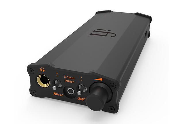 画像: iFi Audio、ヘッドホンアンプmicro iDSDをリファインしたブラックモデルmicro iDSD BLを発売