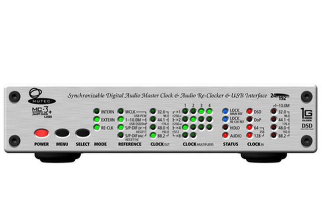画像: PROSOUNDニュースMUTECのマスタークロック・ジェネレーターMC-3+USB