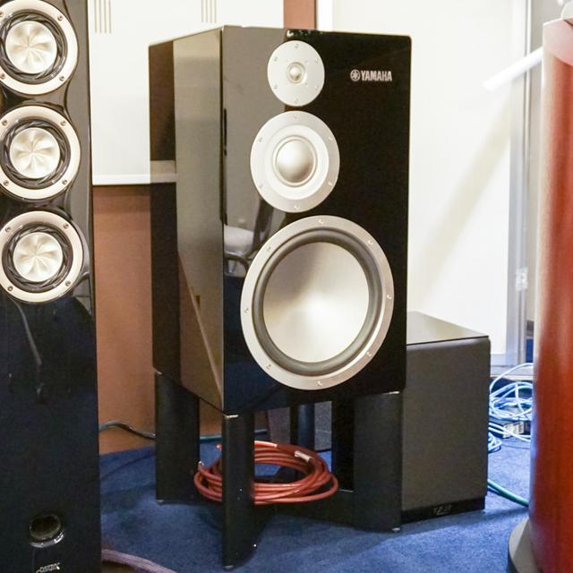 画像: 音のサロン&カンファレンス:ヤマハは各種プリメインアンプやNS-5000、MusicCast等を展示