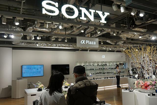 画像: ソニーが「α Plaza」を全国5ヵ所のソニーストアに開設プロ/アマともαユーザーを支援