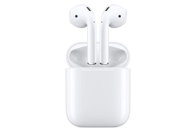 画像: au、アップルの「AirPods」を直営店とオンラインショップで12月22日より販売開始