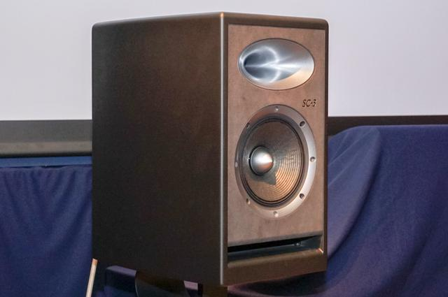 画像: オンキヨーのスピーカー「SC-3」セプターシリーズ堂々の復活バイオマス素材を用いた振動板採用