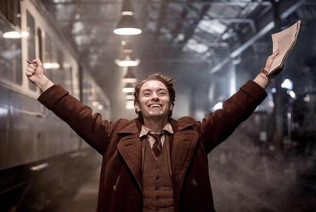 画像: Behind the CAMERA:第45回イギリスの名優ジュード・ロウは磁石みたいに人を惹き付ける