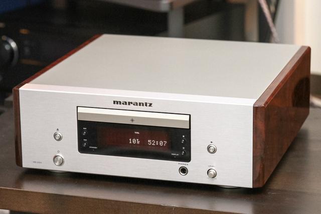 画像: SSO新製品レビューマランツ「HD-CD1」幅304mmの本格CDプレーヤー