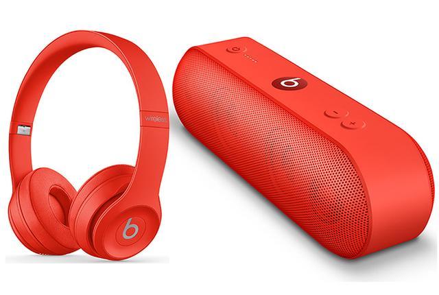 画像: BeatsのBluetooth対応ヘッドホン&スピーカーに、鮮やかな(PRODUCT)REDを追加