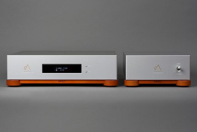 画像: SPECのネットワークプレーヤーデジタル出力を備えたRMP-X1D音楽再生/管理ソフトRoonに対応