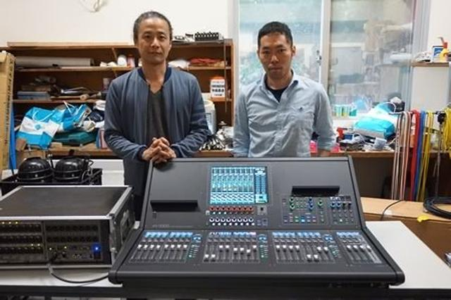画像: 『エフエム沖縄』ローランド 「M-5000」を導入した理由と その使用感について伺った