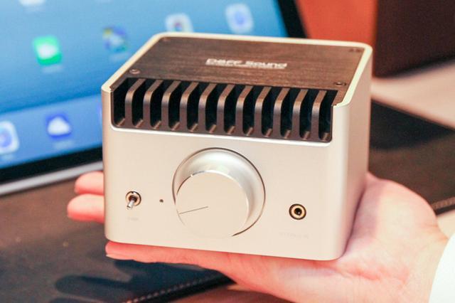 画像: SSO新製品レビューDeff Soundのプリメインアンプ「DDA-AMP1」は机上にピッタリ