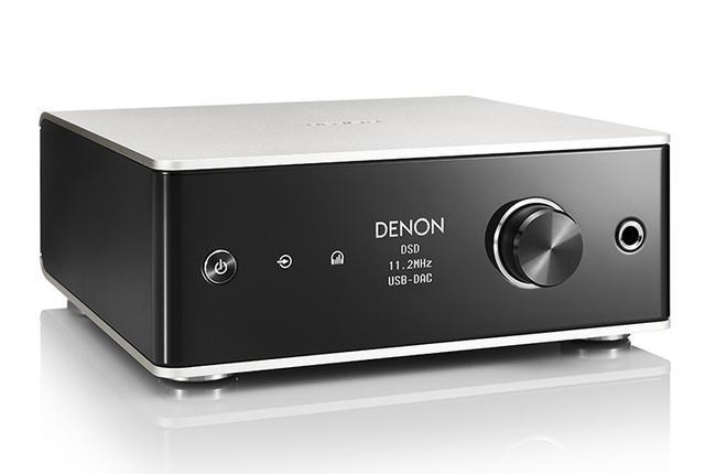 画像: デノンのUSB DAC/ヘッドホンアンプ「DA-310USB」。「300USB」を機能・デザインともブラッシュアップ