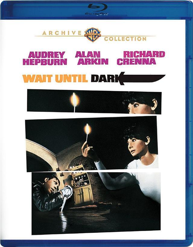 画像: 映画番長の銀幕旅行 12/24公開オードリー主演傑作スリラー『暗くなるまで待って』